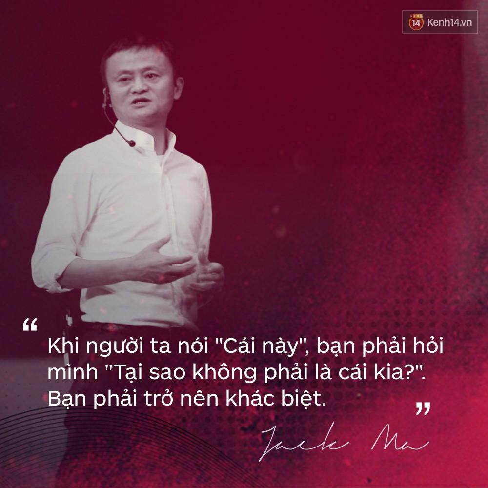 Loạt phát ngôn đầy cảm hứng tỷ phú Jack Ma vừa gửi đến các bạn trẻ Việt Nam - Ảnh 13.