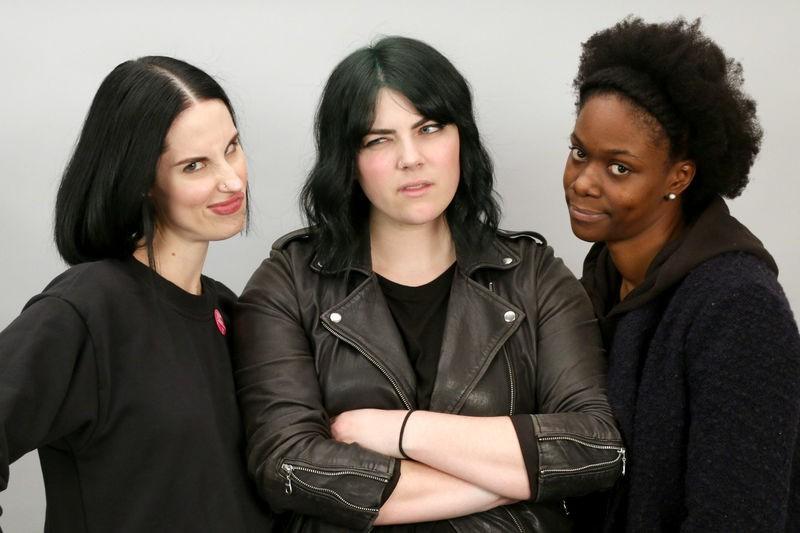 3 cô nàng này đã dùng thử thuốc nhuộm tóc không cần tẩy và ngã ngửa với kết quả - Ảnh 12.