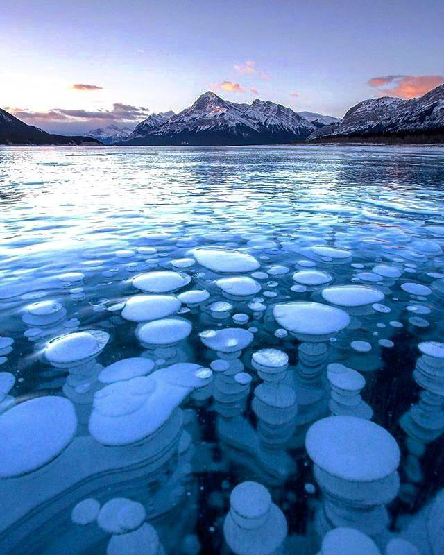 16 khung cảnh kỳ diệu chỉ có thể nhìn thấy vào mùa đông giá rét - Ảnh 21.