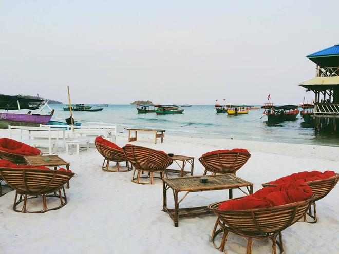 Ngay gần Việt Nam có 5 bãi biển thiên đường đẹp nhường này, không đi thì tiếc lắm! - Ảnh 11.