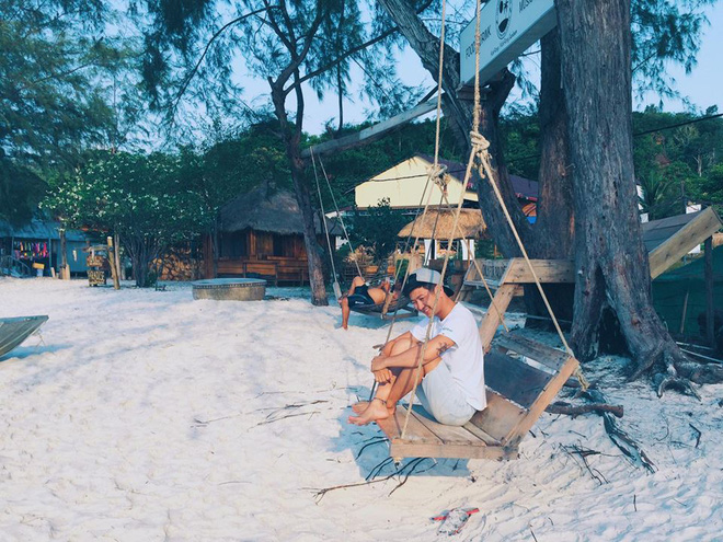 Ngay gần Việt Nam có 5 bãi biển thiên đường đẹp nhường này, không đi thì tiếc lắm! - Ảnh 12.