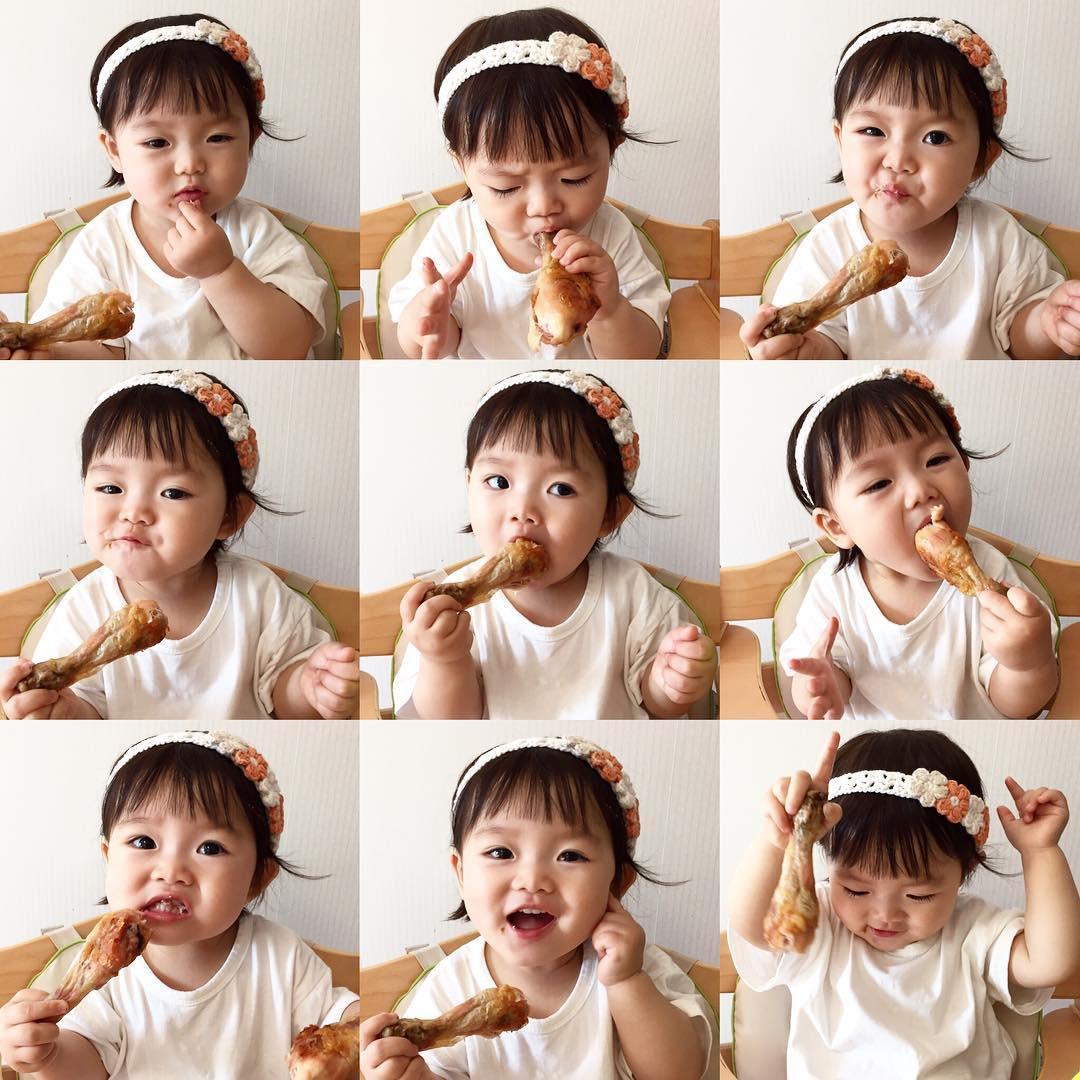 Cô nhóc Hàn Quốc đáng yêu đến độ xem ảnh chỉ muốn sinh con gái ngay và luôn