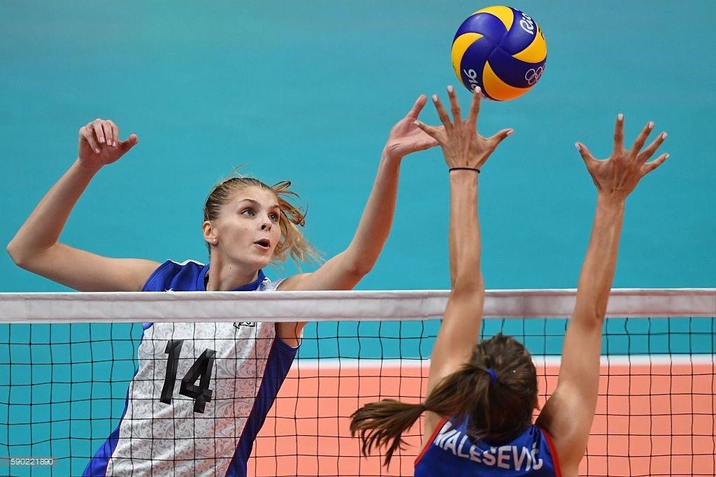 Vẻ đẹp của thiên thần bóng chuyền Nga - Irina Fetisova - Ảnh 5.