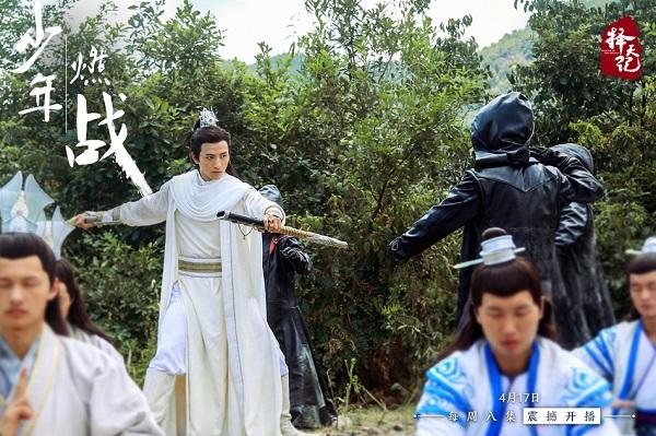 """Bạn gái Trương Hàn đã bớt """"đơ"""" khi sánh đôi cùng Luhan trên màn ảnh - Ảnh 14."""