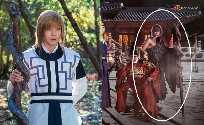Bái lạy ai nghĩ ra tạo hình kinh hoàng cho loạt nhân vật phim Hàn này! - Ảnh 15.