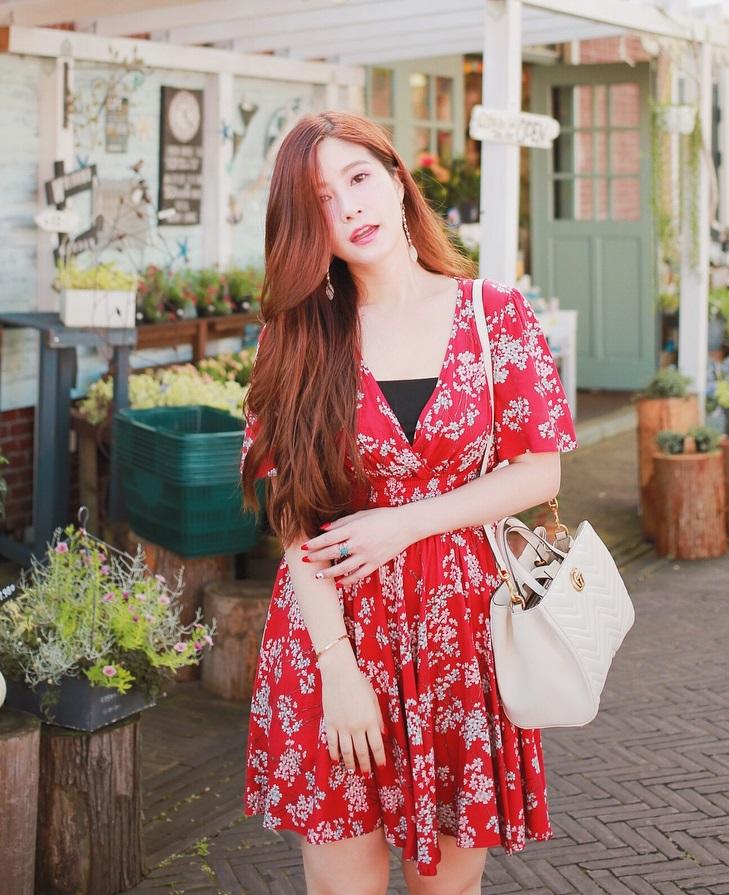 Không chỉ blogger Hàn, blogger Trung Quốc cũng toàn những cô nàng vừa xinh vừa giỏi - Ảnh 7.