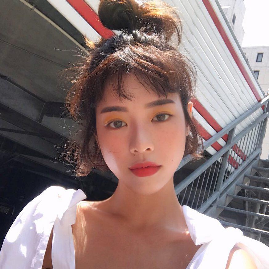 Makeup màu mùa thu: gam màu đất siêu xinh đang thu phục hết thảy con gái châu Á - Ảnh 16.