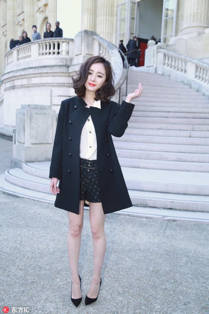 Nổi tiếng mặc đẹp nhưng Dương Mịch cũng từng có vô số pha mặc lỗi chẳng muốn nhìn lại như thế này - Ảnh 15.