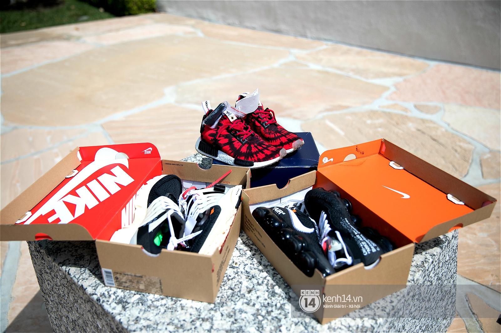 Jillian Nguyễn: đầu giày đã xinh đẹp, sở hữu gia tài sneakers đáng nể lại còn custom giày cực đỉnh - Ảnh 11.