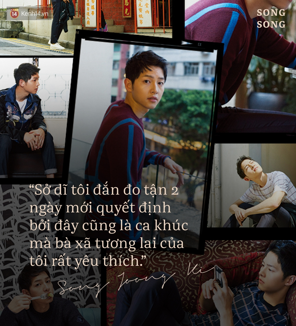 Xem cách Song Joong Ki và Song Hye Kyo tỏ tình mới thấy: Một khi đã yêu, mọi lời nói đều có thể ngôn tình hóa - Ảnh 14.