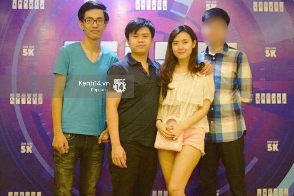 Midu tiếp tục bị bắt gặp tình tứ với bạn thân của Phan Thành trên phố - Ảnh 1.