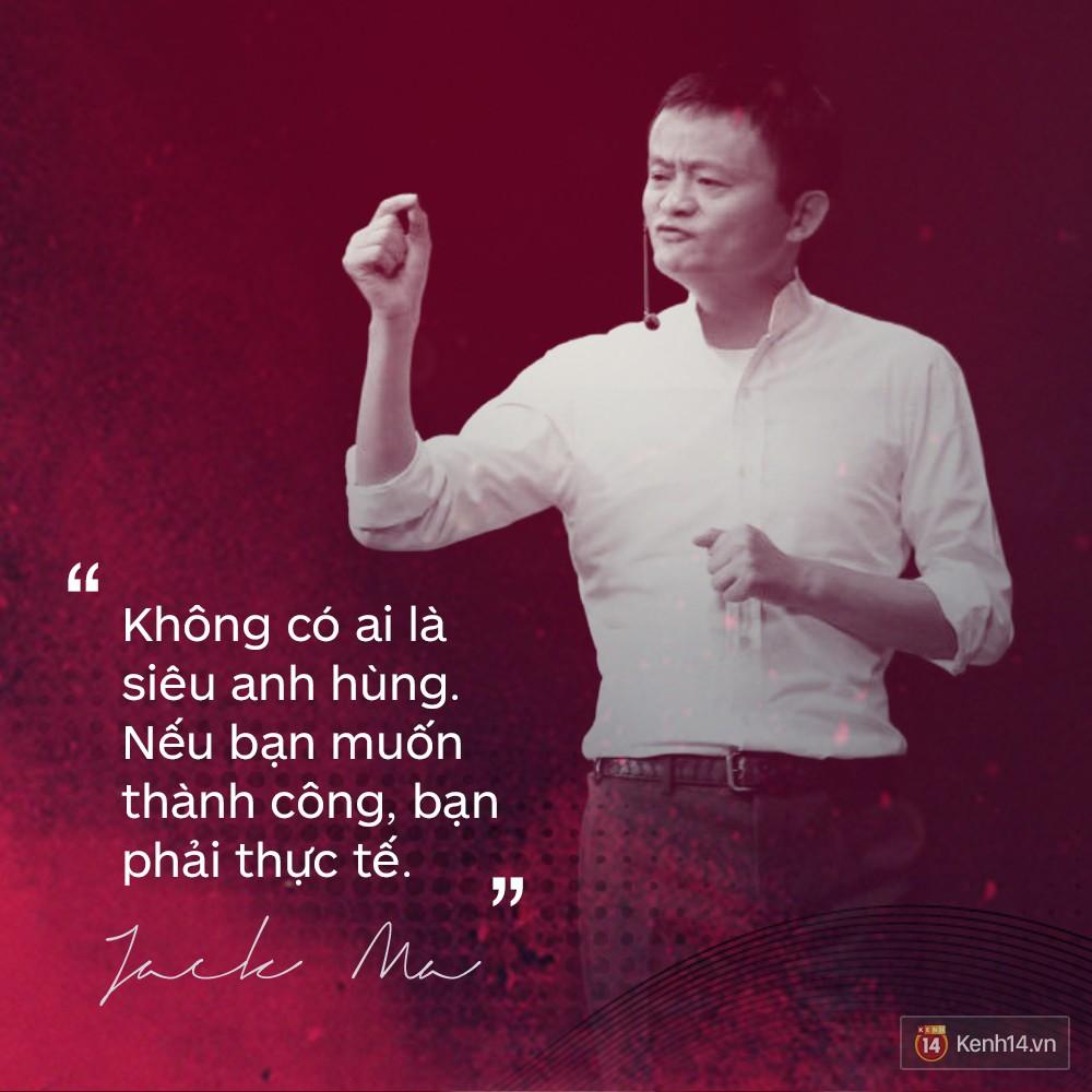 Loạt phát ngôn đầy cảm hứng tỷ phú Jack Ma vừa gửi đến các bạn trẻ Việt Nam - Ảnh 14.