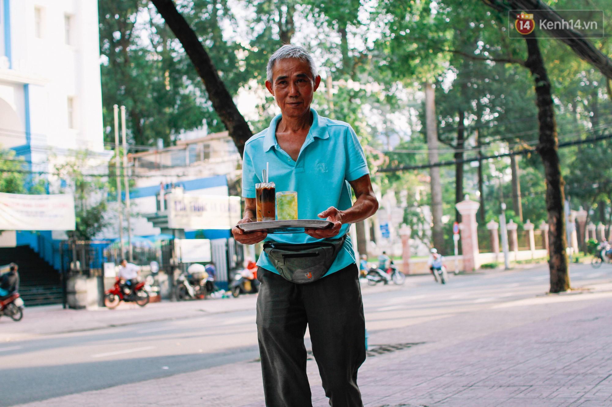 Chùm ảnh: Người Sài Gòn và thói quen uống cafe cóc từ lúc mặt trời chưa ló dạng cho đến chiều tà - Ảnh 9.