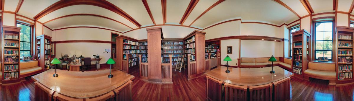 19 thư viện có kiến trúc tuyệt đẹp tại Mỹ - Ảnh 14.
