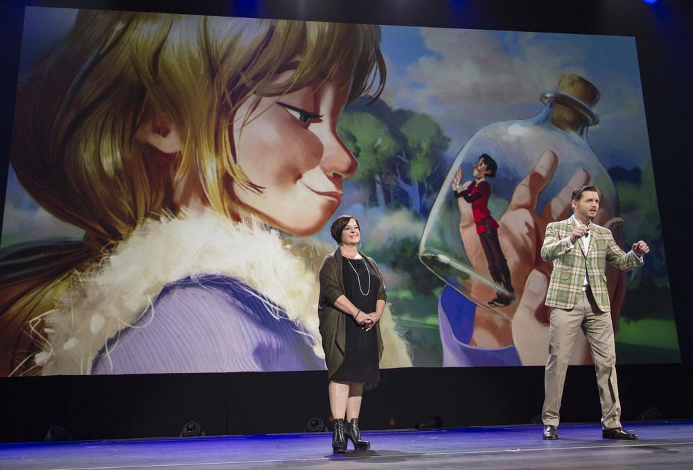 Disney tiếc nuối công bố dừng sản xuất phim hoạt hình Jack và Cây Đậu Thần - Ảnh 2.