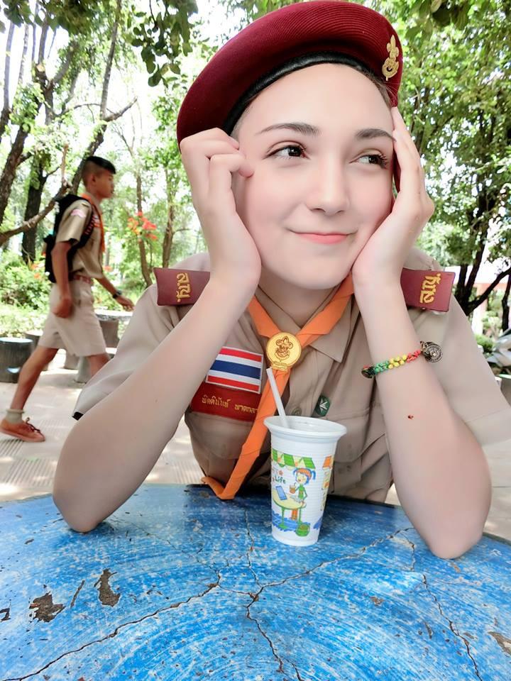 Xinh như thiên thần thế này nhưng cô bạn Thái Lan lại khiến người ta choáng váng khi biết được giới tính thật - Ảnh 7.