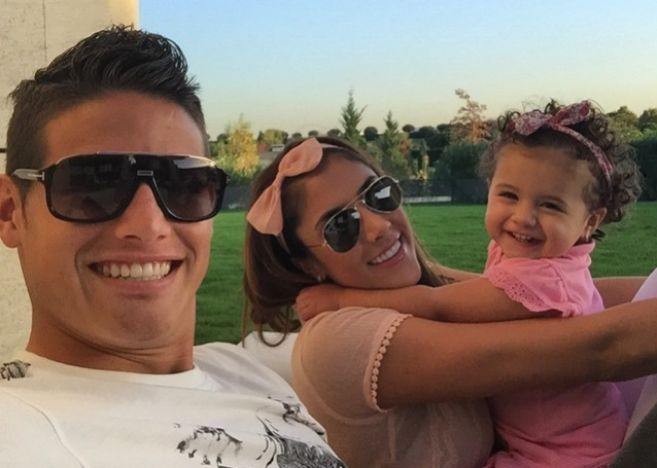 James Rodriguez ly dị Daniela Ospina sau 6 năm chung sống - Ảnh 2.
