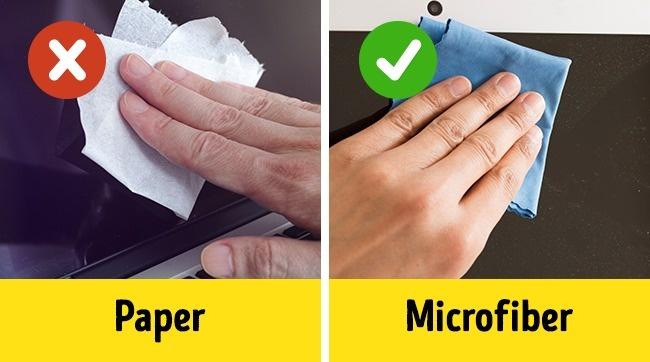 5 bước vệ sinh laptop đơn giản để máy luôn sạch sẽ thơm tho không tì vết - Ảnh 1.