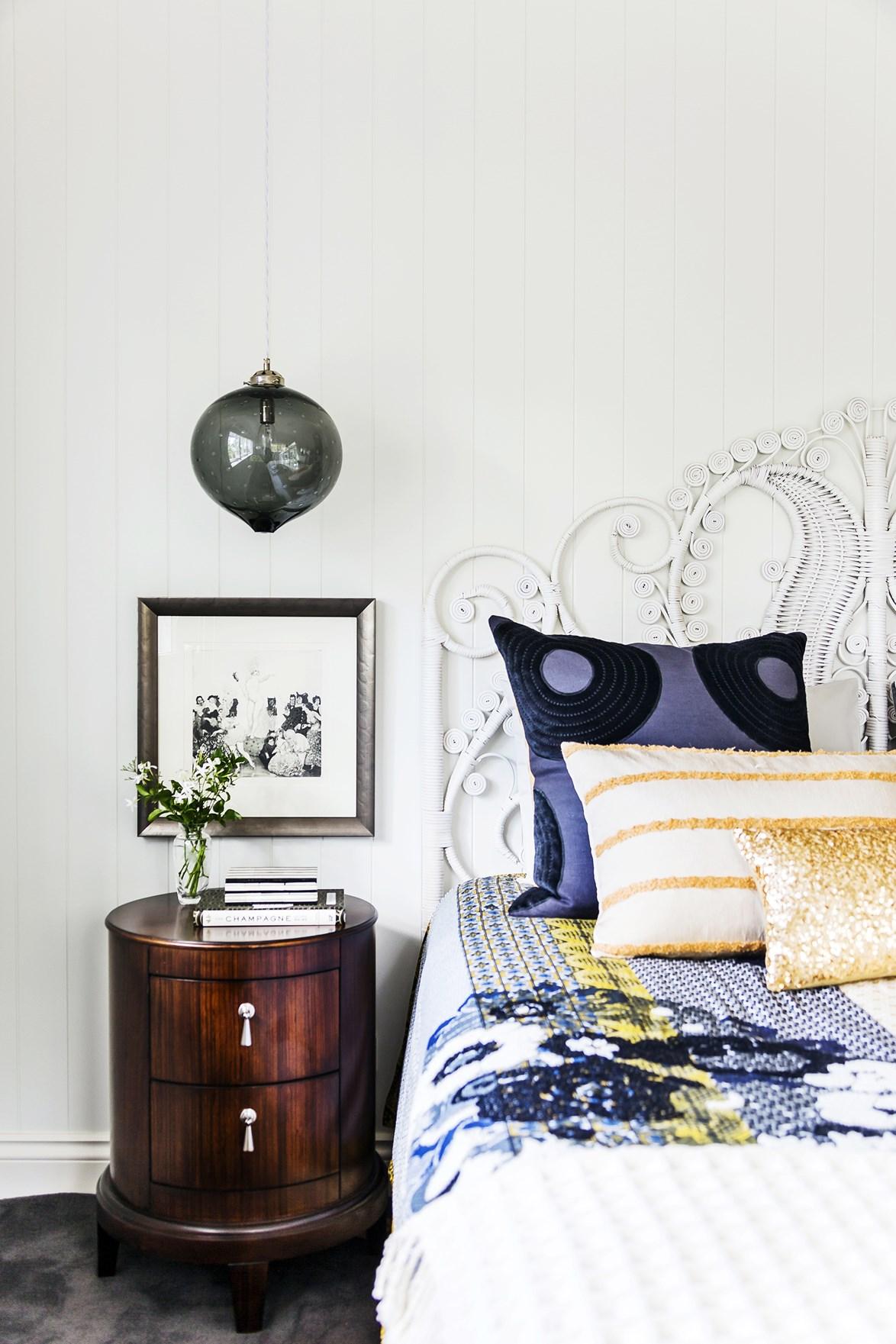 10 gợi ý trang trí phòng ngủ theo phong cách du mục phóng khoáng - Ảnh 19.