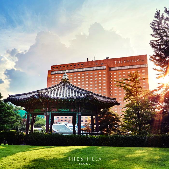 Đẳng cấp sang chảnh số 1 của The Shilla - Khách sạn mà cặp đôi Song - Song chọn làm nơi tổ chức đám cưới - Ảnh 1.