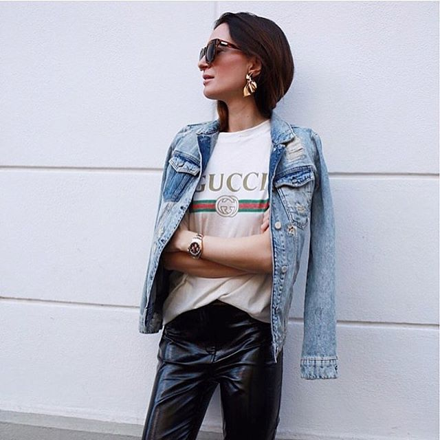 13 triệu đồng: giá chát thế mà chiếc áo thun Gucci này vẫn phá đảo đường phố như thường! - Ảnh 8.