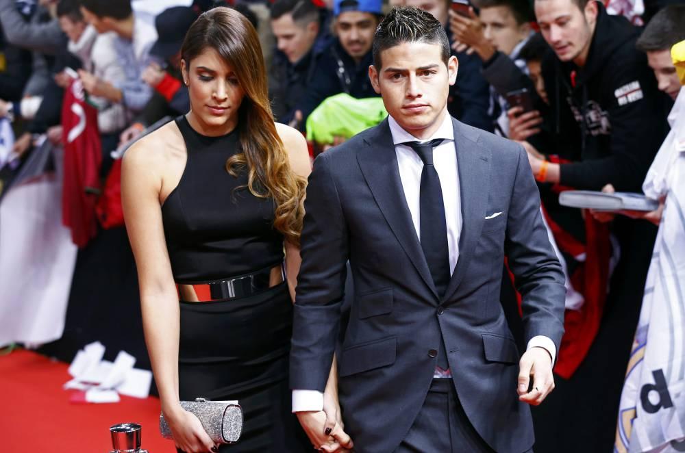 James Rodriguez ly dị Daniela Ospina sau 6 năm chung sống - Ảnh 1.