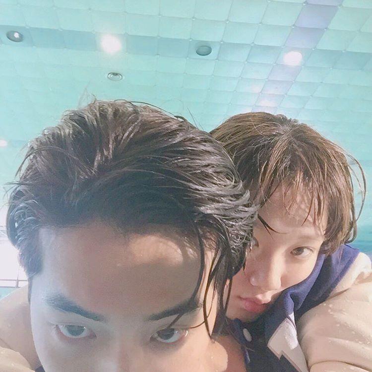 Clip Lee Sung Kyung ngại ngùng vì bất ngờ bị bắt gặp tại fanmeeting của Nam Joo Hyuk gây chú ý - Ảnh 6.