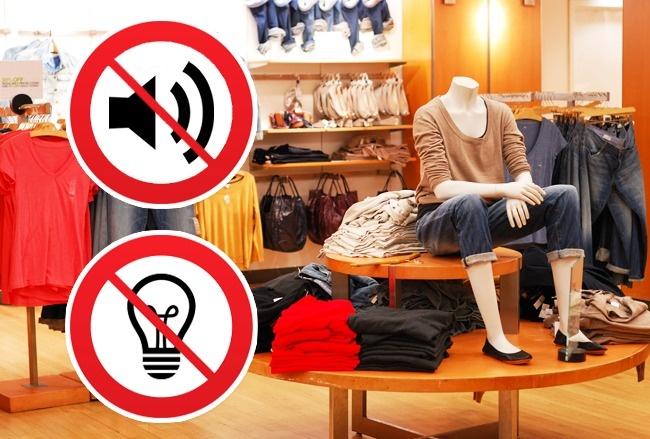 Áp dụng mánh khóe này bảo sao cửa hàng thời trang khiến bạn xuống tiền không tiếc tay - Ảnh 1.