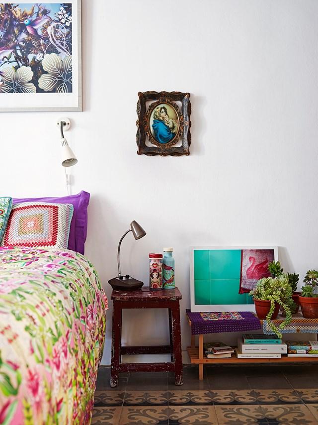 10 gợi ý trang trí phòng ngủ theo phong cách du mục phóng khoáng - Ảnh 11.