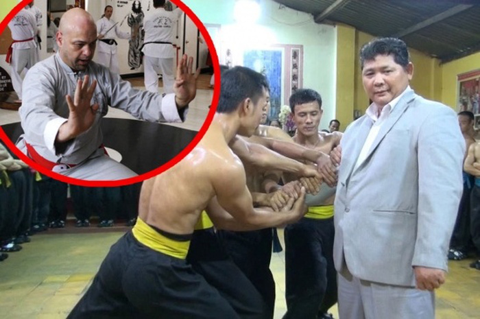 Võ sỹ Kickboxing muốn thách đấu cao thủ Vịnh Xuân Flores - Ảnh 1.