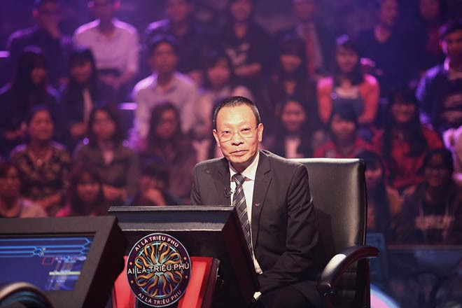 Ai là triệu phú chính thức chia tay MC Lại Văn Sâm, hé lộ hình ảnh đầu tiên về MC mới Phan Đăng - Ảnh 1.