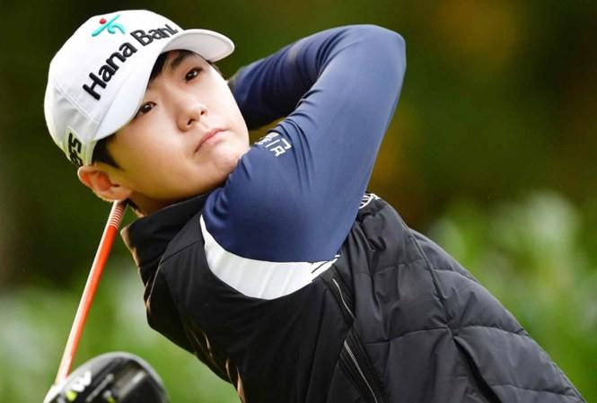 """Sung Hyun Park - """"nữ hoàng"""" mới làng golf thế giới - Ảnh 1."""