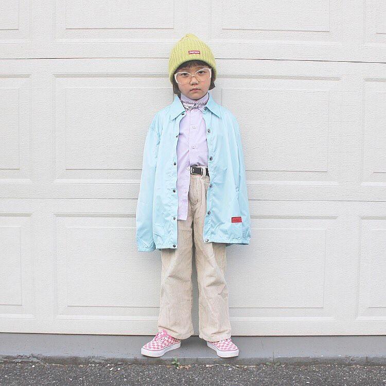 Mix đồ đẹp hơn người lớn, luôn đeo kính cực ngầu, cô bé này chính là fashion icon nhí chất nhất Nhật Bản - Ảnh 16.