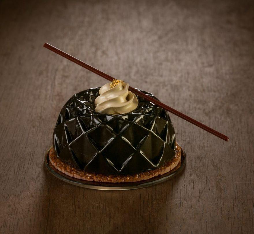 Chiêm ngưỡng những chiếc bánh ngọt vô cùng đẹp mắt được làm bằng thủy tinh và sứ - Ảnh 28.