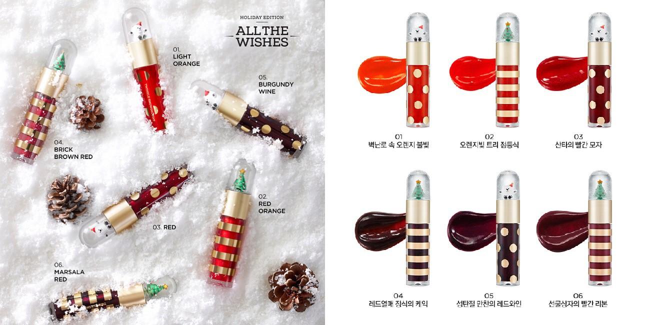 Hội mê son Hàn chẳng thể bỏ qua 6 thỏi son đẹp lung linh dành riêng cho mùa lễ hội năm nay - Ảnh 15.