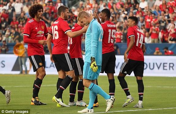 Man Utd đại thắng trong trận ra quân trên đất Mỹ - Ảnh 5.