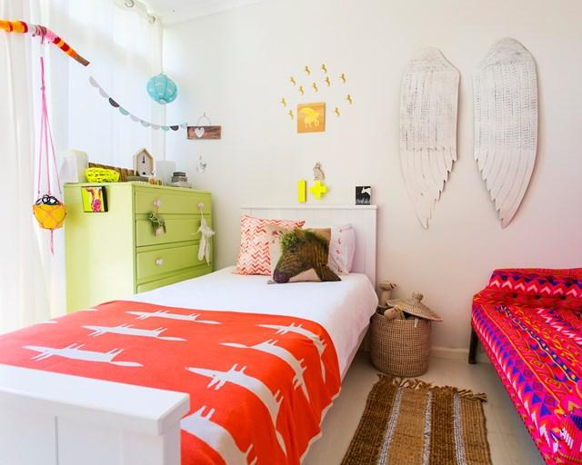 10 gợi ý trang trí phòng ngủ theo phong cách du mục phóng khoáng - Ảnh 7.