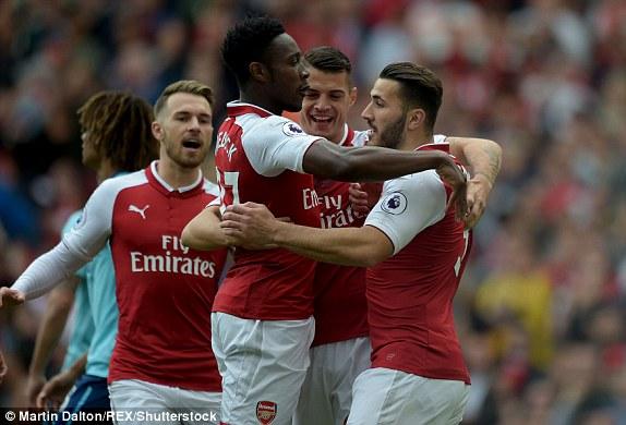 Arsenal tìm lại nụ cười với chiến thắng 3 sao - Ảnh 3.