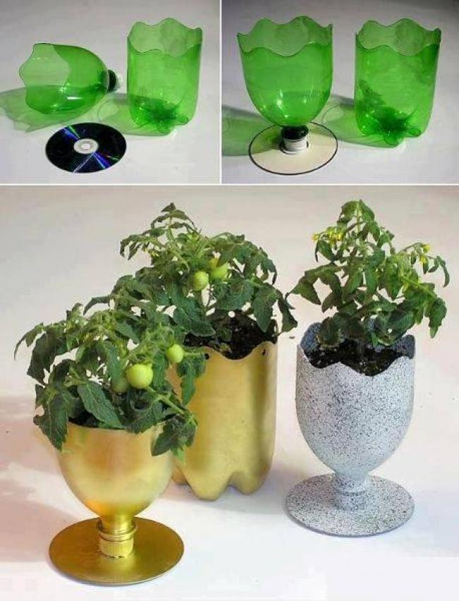16 ý tưởng tái chế từ chai nhựa mà bạn ước gì mình biết sớm hơn - Ảnh 17.