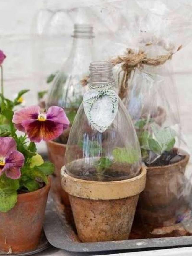 16 ý tưởng tái chế từ chai nhựa mà bạn ước gì mình biết sớm hơn - Ảnh 19.