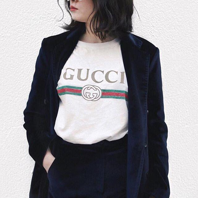 13 triệu đồng: giá chát thế mà chiếc áo thun Gucci này vẫn phá đảo đường phố như thường! - Ảnh 11.