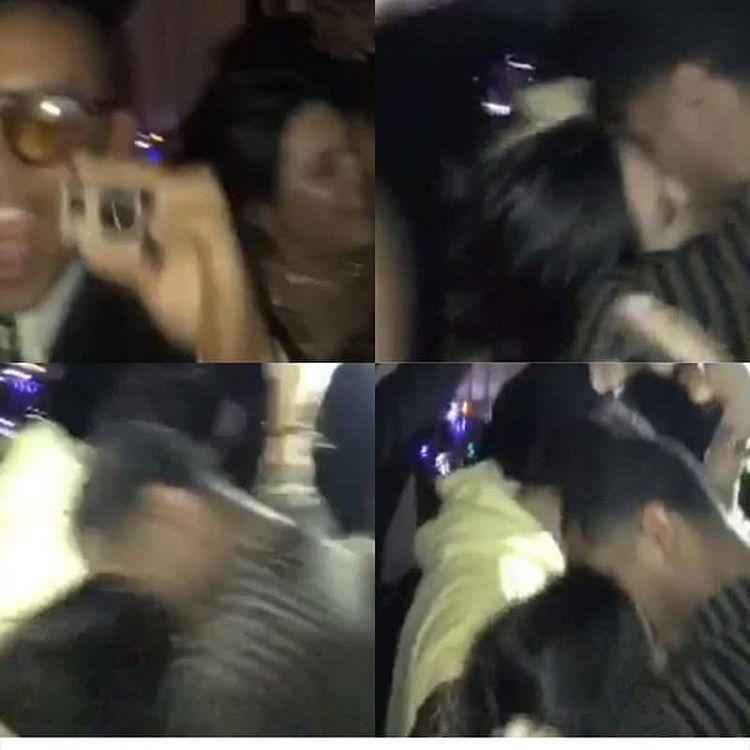 Không phải Justin Bieber hay A$AP Rocky, mà Kendall Jenner khóa môi một chàng cầu thủ bóng rổ - Ảnh 2.