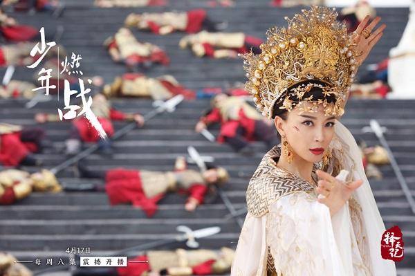 """Bạn gái Trương Hàn đã bớt """"đơ"""" khi sánh đôi cùng Luhan trên màn ảnh - Ảnh 16."""