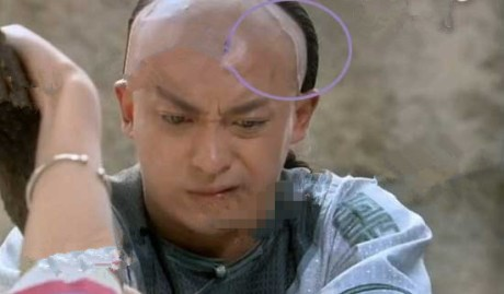 1001 siêu phẩm hóa trang trong phim Hoa Ngữ khiến người xem cười ra nước mắt - Ảnh 16.