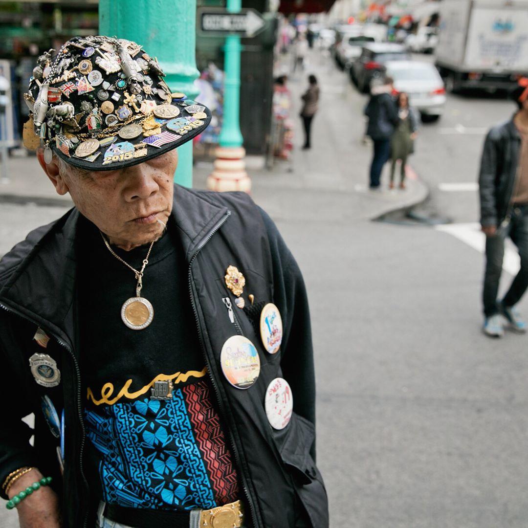 Không đăng hình giới trẻ, tài khoản Instagram này lại tôn vinh street style đi chợ của các cụ già và được hưởng ứng vô cùng - Ảnh 17.