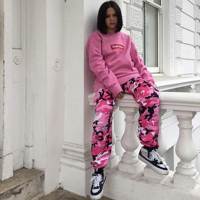 Feifei - cô nàng 20 tuổi được bố mẹ cho hơn 200 triệu đồng/tháng chỉ để mua đồ streetwear - Ảnh 15.