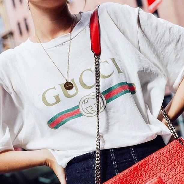 13 triệu đồng: giá chát thế mà chiếc áo thun Gucci này vẫn phá đảo đường phố như thường! - Ảnh 21.