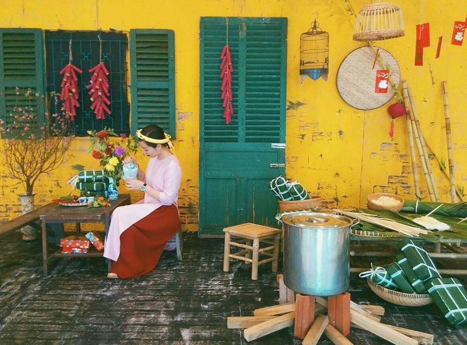 Ở Sài Gòn, đi đâu chụp ảnh vừa đầy chất Tết mà lại không bị sến? - Ảnh 7.