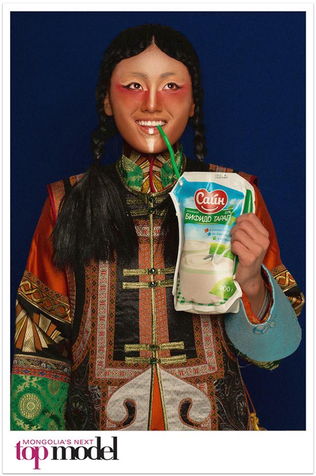 Mới ra mắt, Next Top Mông Cổ đã có nhiều bộ hình đẹp vượt mặt phiên bản Asia - Ảnh 3.