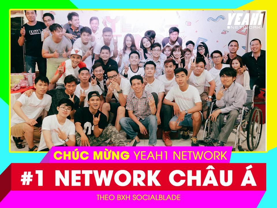 Yeah1Network - MCN duy nhất của Việt Nam xếp hạng thứ 7 trên bảng xếp hạng MCN toàn cầu - Ảnh 4.